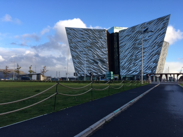 Titanic Building, Belfast, Northern Ireland