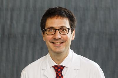 PD Dr. Konrad P. Weber, MD